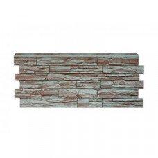 Фасадная панель Nordside Сланец Серый 0,52 м2