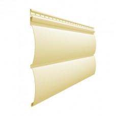 Сайдинг виниловый Docke Premium Блок-Хаус (D 4,7T) Банан