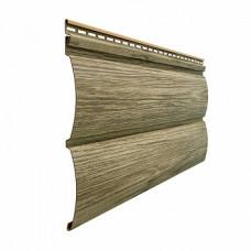 Сайдинг виниловый Docke LUX Блок-Хаус (D 4,7T) Кедр