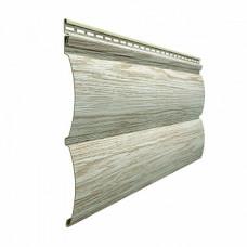 Сайдинг виниловый Docke LUX Блок-Хаус (D 4,7T) Орех