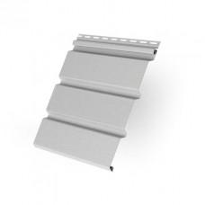 Софит для кровли Grand Line Классика Т4 сплошной Белый 3 м