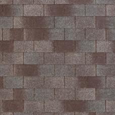 Мягкая кровля Tegola Nobil Tile Лофт Серо-коричневый
