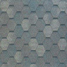 Мягкая кровля Tegola Nobil Tile Вест Темно-серый