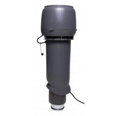 Вентилятор кровельный Vilpe E 190P 125/700 Серый