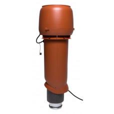 Вентилятор кровельный Vilpe E 190P 125/700 Кирпичный