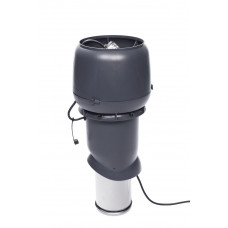 Вентилятор кровельный Vilpe E 220P 160/500 Серый