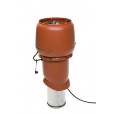 Вентилятор кровельный Vilpe E 220P 160/500 Кирпичный