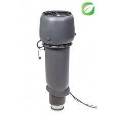 Вентилятор кровельный Vilpe ECO 190P 125/700 Серый