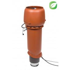 Вентилятор кровельный Vilpe ECO 190P 125/700 Кирпичный