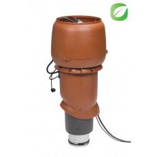 Вентилятор кровельный Vilpe ECO 190P 125/500 Кирпичный