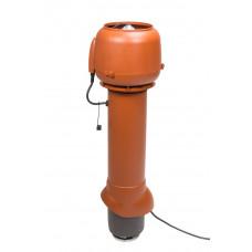 Вентилятор кровельный Vilpe E 120P 125/700 Кирпичный