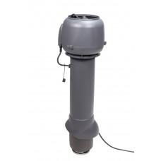 Вентилятор кровельный Vilpe E 120P 125/700 Серый