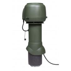 Вентилятор кровельный Vilpe E 120P 125/500 Зеленый