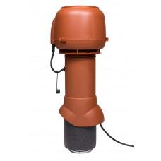 Вентилятор кровельный Vilpe E 120P 125/500 Кирпичный