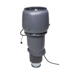 Вентилятор кровельный Vilpe E 190P 125/500 Серый