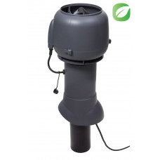 Вентилятор кровельный Vilpe ECO 110P 110/500 Серый