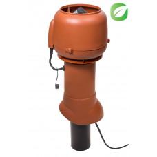 Вентилятор кровельный Vilpe ECO 110P 110/500 Кирпичный