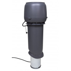 Вентилятор кровельный Vilpe E 220P 160/700 Серый