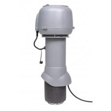 Вентилятор кровельный Vilpe E 120P 125/500 Светло-серый