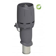 Вентилятор кровельный Vilpe ECO 160P/700 FLOW Серый