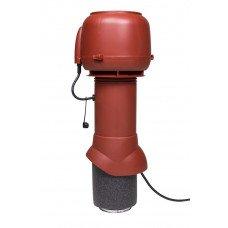 Вентилятор кровельный Vilpe E 120P 125/500 Красный