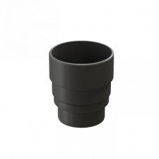 Переходник Docke LUX 85/100 мм Графит