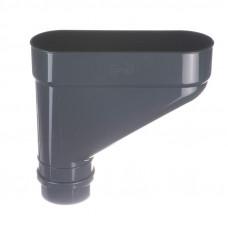 Коллектор Docke LUX для труб D100 мм Графит