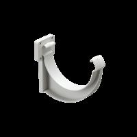 Крюк желоба короткий ПВХ Docke LUX D141 мм Пломбир