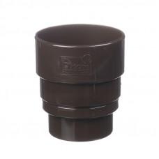 Переходник Docke LUX 85/100 мм Шоколад