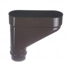 Коллектор Docke LUX для труб D100 мм Шоколад