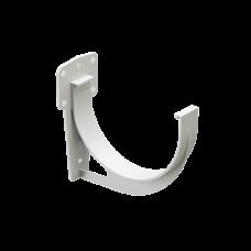 Крюк желоба короткий ПВХ Docke Premium D120 мм Пломбир