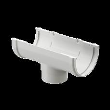 Воронка желоба ПВХ Docke Premium 120/85 мм Пломбир