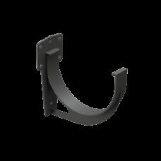 Крюк желоба короткий ПВХ Docke Premium D120 мм Графит