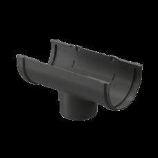 Воронка желоба ПВХ Docke Premium 120/85 мм Графит