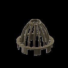 Сетка «паук» для воронки ПВХ Docke Premium 85 мм Каштан