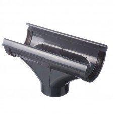 Воронка желоба ПВХ Docke LUX 141/100 мм Графит