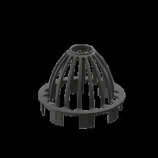 Сетка «паук» для воронки ПВХ Docke Premium 85 мм Графит