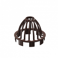 Сетка «паук» для воронки ПВХ Docke Premium 85 мм Шоколад