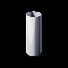 Труба водосточная круглая ПВХ Технониколь 82 мм Белый 3 м