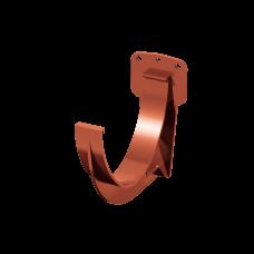 Крюк желоба короткий ПВХ Технониколь D125 мм Красный