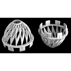 Сетка «паук» для воронки ПВХ Vinylon 90 мм Белый