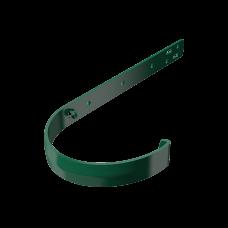 Крюк желоба длинный металлический Технониколь D125 мм Зеленый