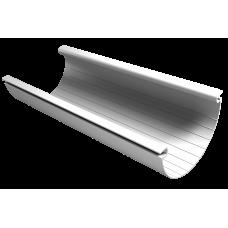 Желоб водосточный полукруглый ПВХ Vinylon 125 мм Белый 3 м