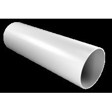Труба водосточная круглая ПВХ Vinylon 90 мм Белый 3 м